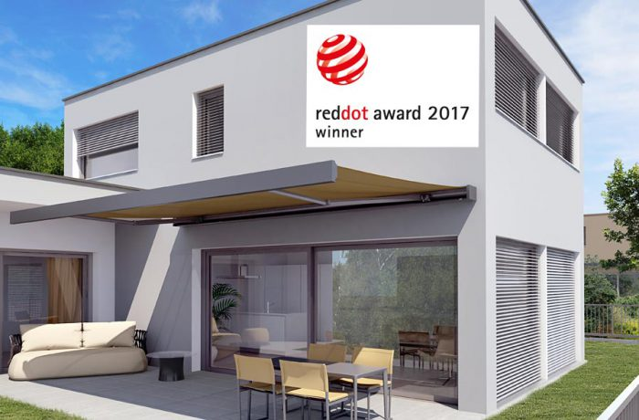 Tenda Camabox di Stobag: vince il Red Dot Award