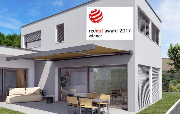 Tenda Camabox di Stobag: vince il Red Dot Award